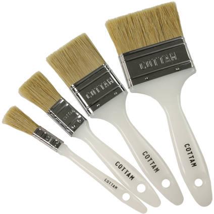 Composites Laminating Brushes - Product Range